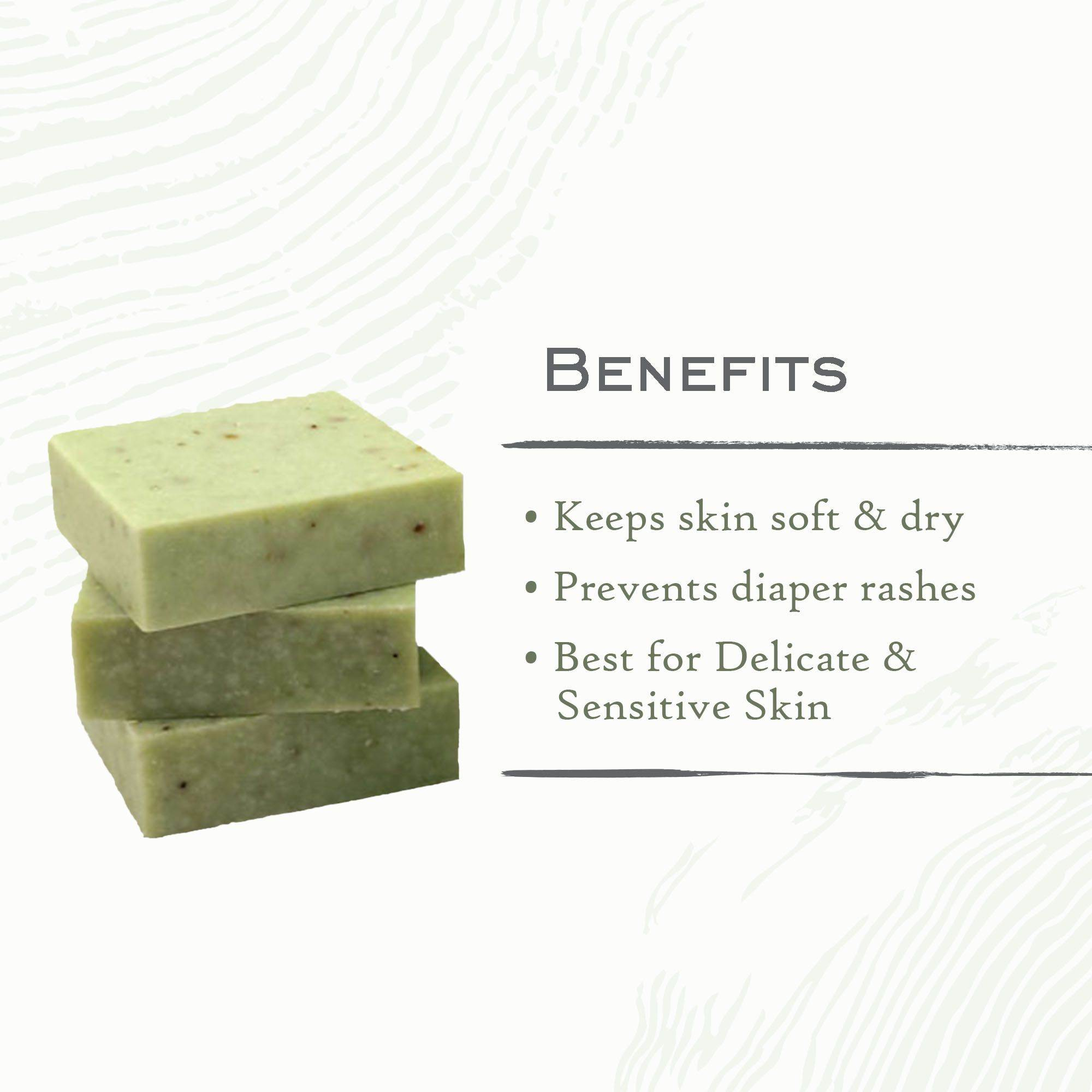 Tulsi and Parsley Soap