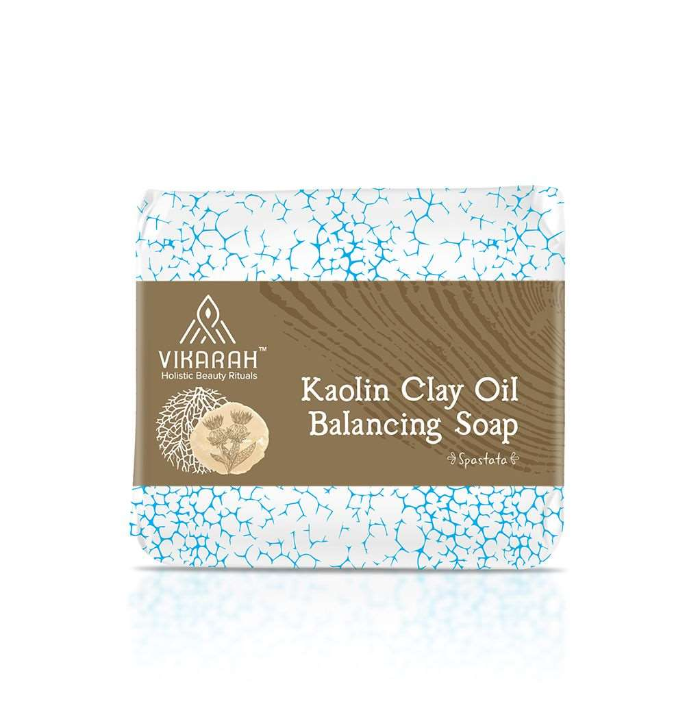 Kaolin Clay Oil Balancing Soap