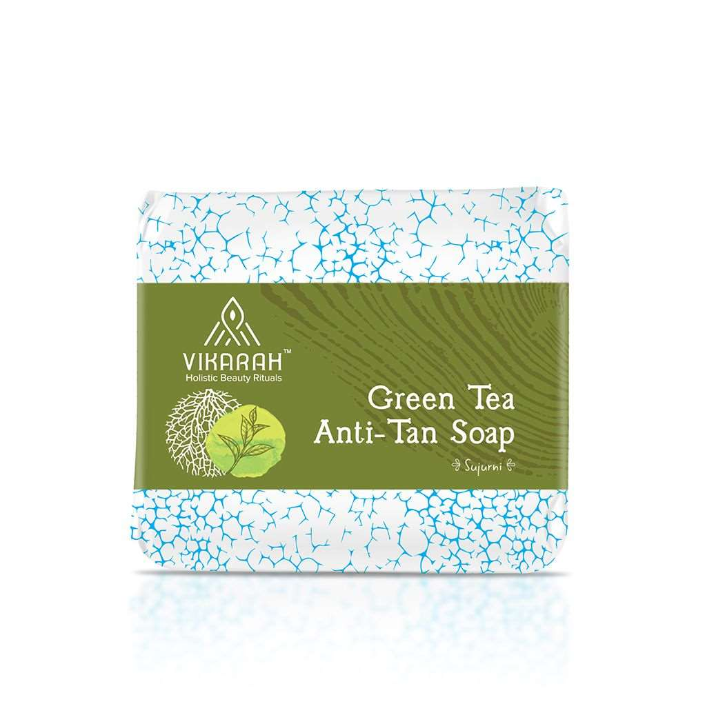 Green Tea Anti Tan Soap