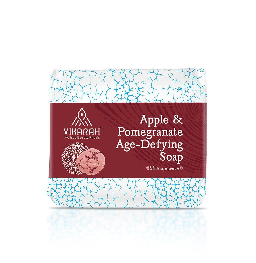 Apple and Pomegranate Age Defying Soap
