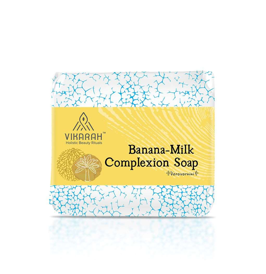 Banana Milk Complexion Soap