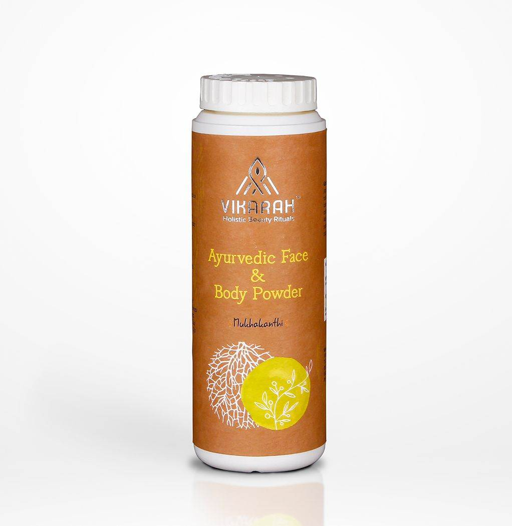Ayurvedic Face and Body Powder
