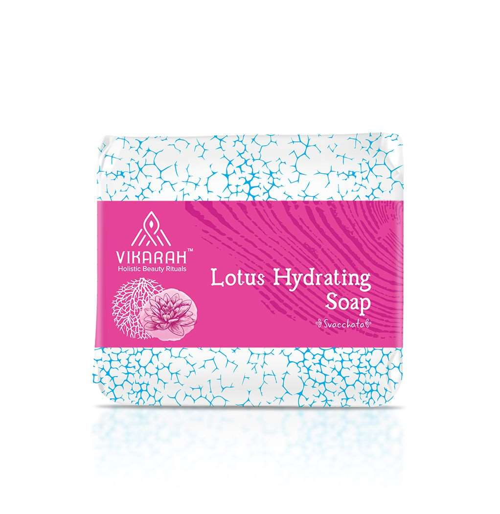 Lotus Hydrating Soap